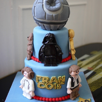Clone Wars Birthday Cake Ideas