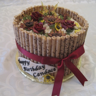 Hocus Pocus Roses And Chocolate Sunflowers