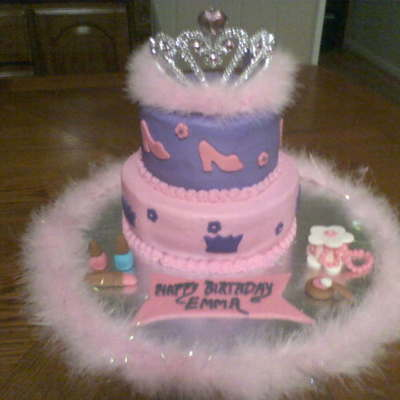 Princess/beauty Spa Party