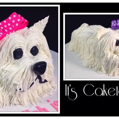 Terrier Cakes