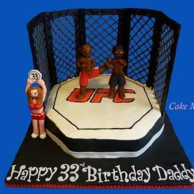 Ufc Cage Fight