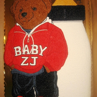 Polo Teddy Bear