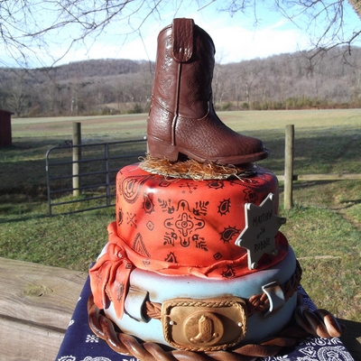 Western Wedding Shower
