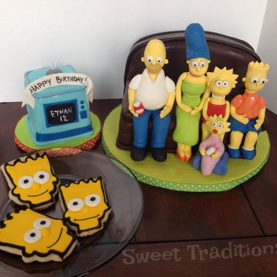 A Simpsons Birthday