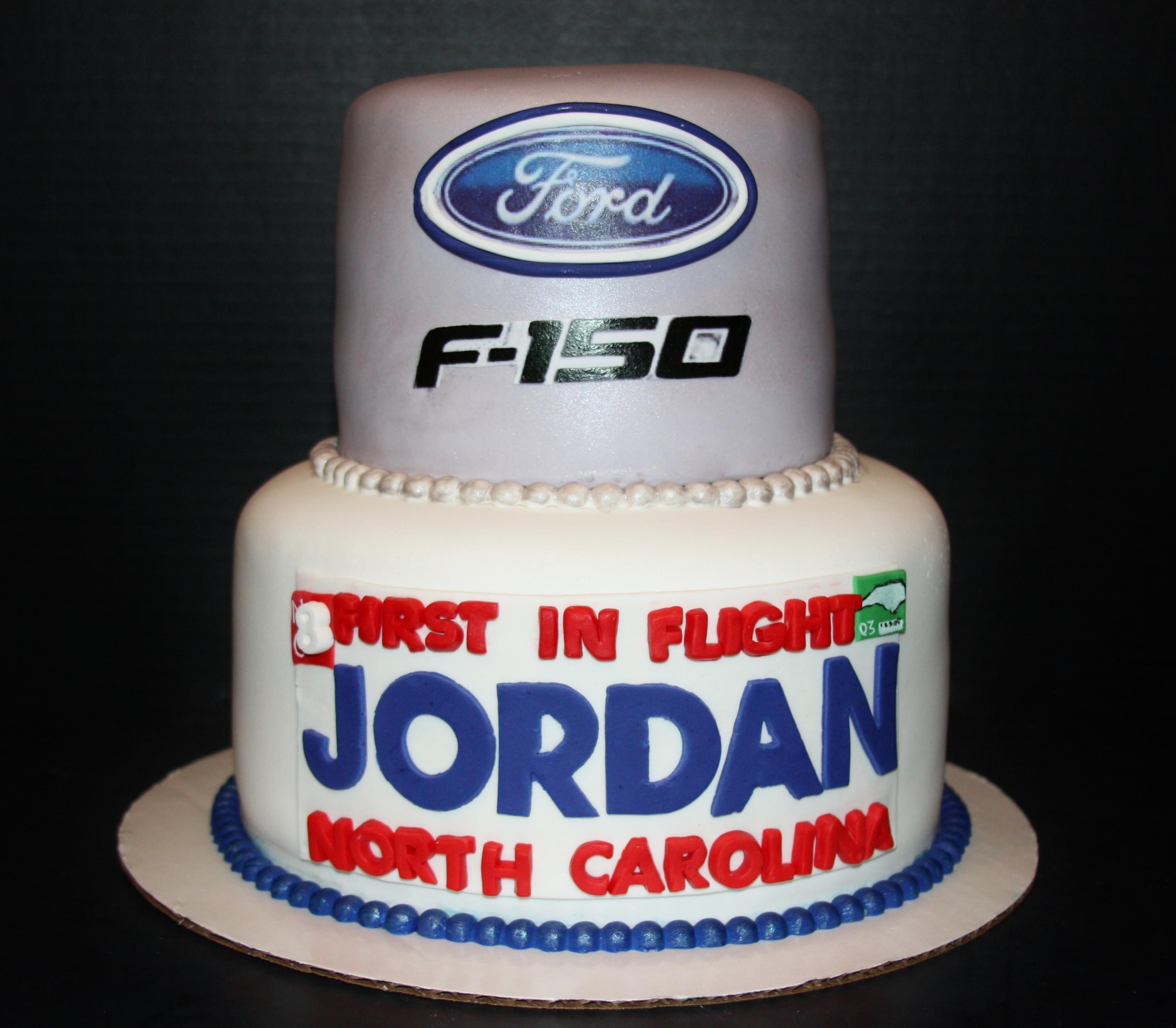 F Cake Decorating Photos