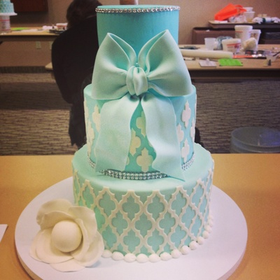 Thanks Joshua For Teaching Me How To Make This Fabulous Cake Your Class Was Fantastic