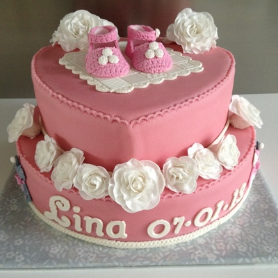 Today There Is A Marocan Birth Celebration Party For Little Lina She Has A Marocan Dad And A Dutch Mom Mom Wanted A Dutch Cake Between All...