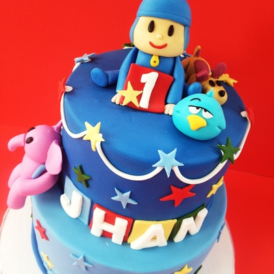 Pocoyo Theme Birthday