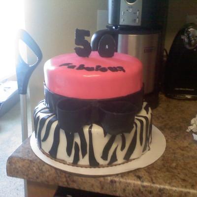 Peachy Fabulous Birthday Cake Cakecentral Com Funny Birthday Cards Online Elaedamsfinfo