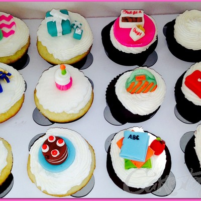 Themed Cupcakes