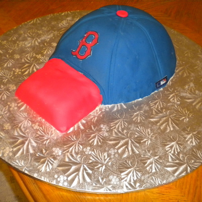 Boston Red Sox Baseball Hat