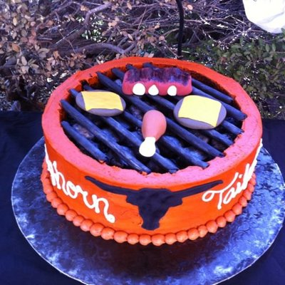 Longhorn Grill Cake