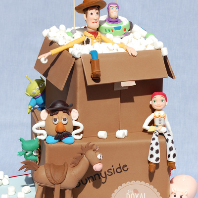 Toy Story Boxes