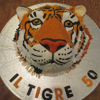 Top Tiger Cakes Cakecentral Com