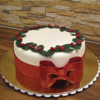A Christmas Carrotcake The Original For This Design Was Posted Here On Cc By Pippilotta In October