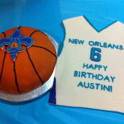 Jersey Cake Decorating Photos