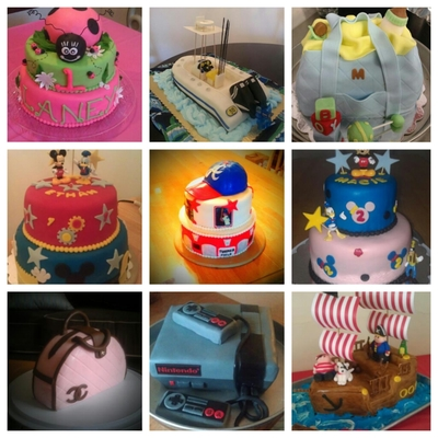 Some Of My Favorite Cakes I Have Made