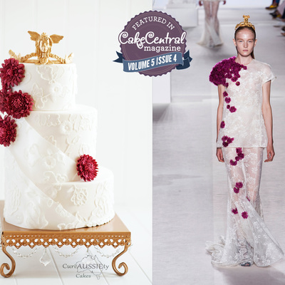 Cake Central Magazine Fashion Inspiration Vol 5 Issue 4
