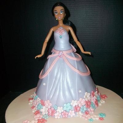 Miraculous Princess Jasmine Cake Decorating Photos Personalised Birthday Cards Arneslily Jamesorg