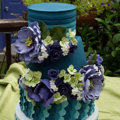 Cake Central Fashion Issue Cake
