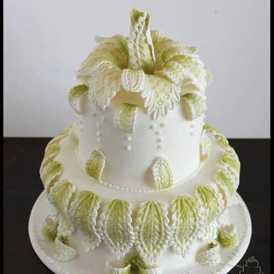 Filligree Weddingcake