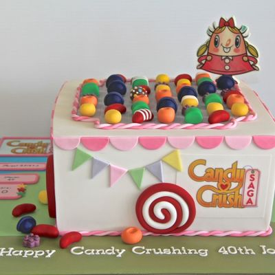 Candy Crush Birthday