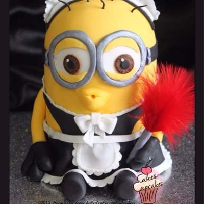 Phil Lt3 The French Maid Minion Lt3