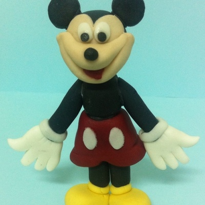 Mickey Cake Topper