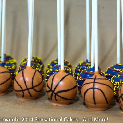 Basketball Pops