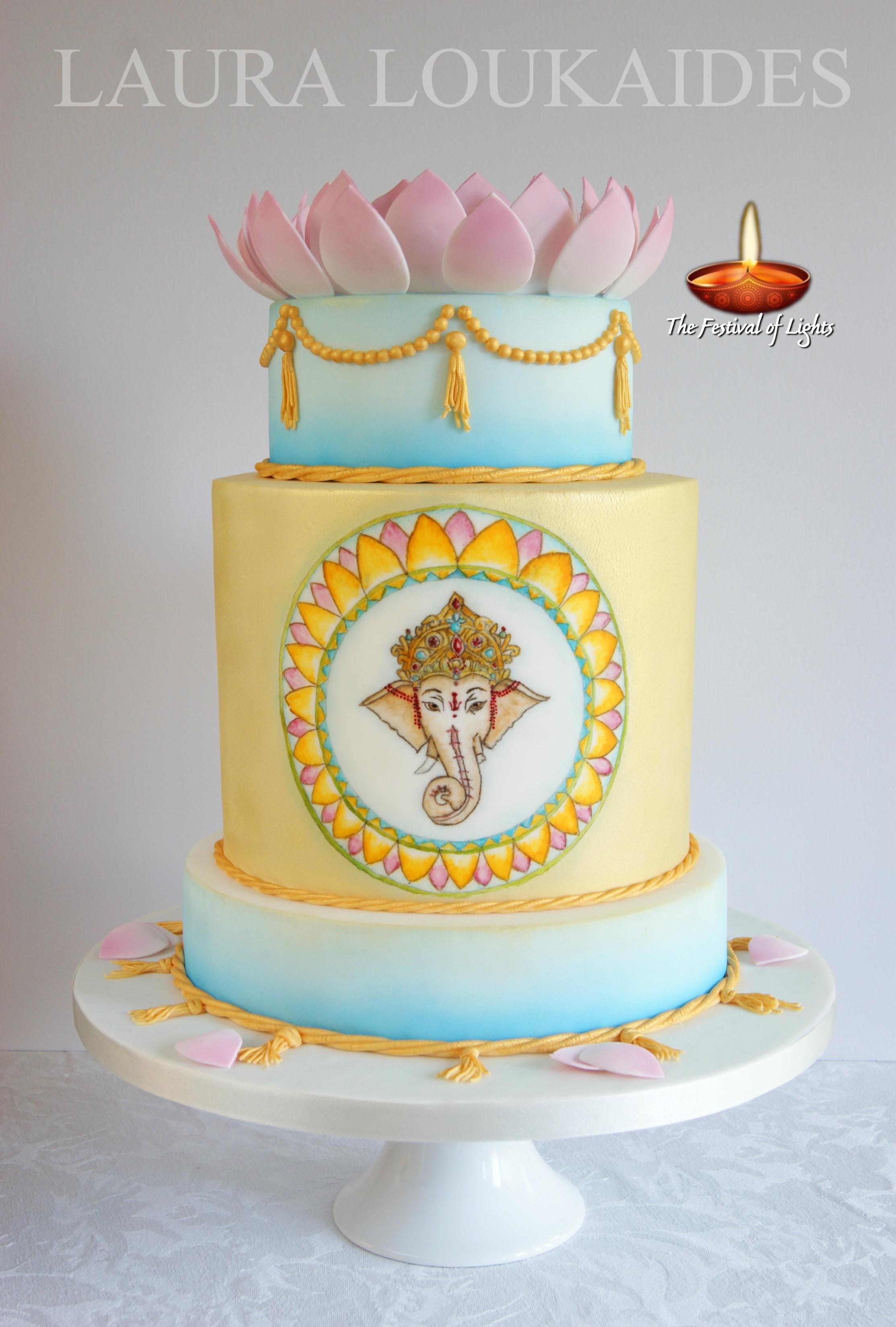 Doner Kebab Birthday Cake