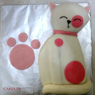 Cat Cake Meow