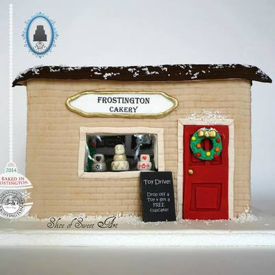 The Frostington Cakery - Christmas In Frostington Collaboration