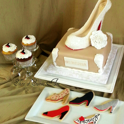 Louboutin Inspired Birthday