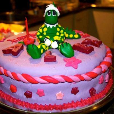 Dinosaur cake Photos