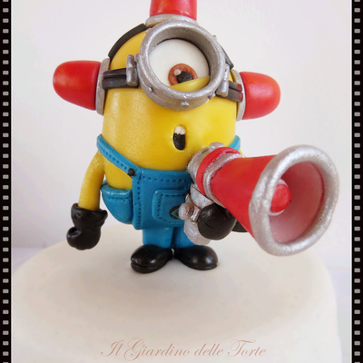 Bee-Do! Bee-Do! The Fire Alarm Minion Is Coming!