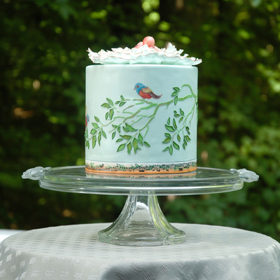 Melodies Of Nature Cake