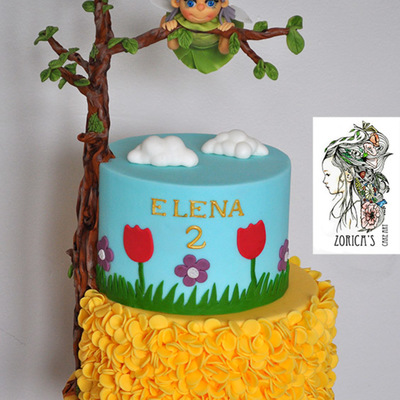 Flying Fairy Cake