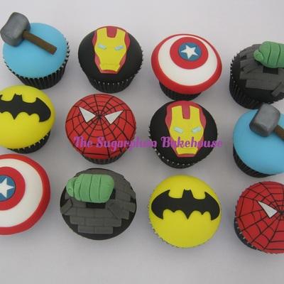 Groovy Marvel Cake Decorating Photos Funny Birthday Cards Online Kookostrdamsfinfo