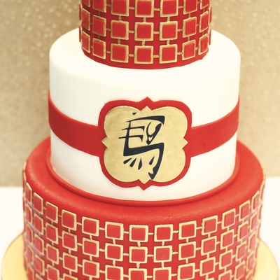 This Cake Was Inspired By The Chinese Year Of The Horse My Approach Was To Tie The Old With The New As We Come Into This New Year By Takin...