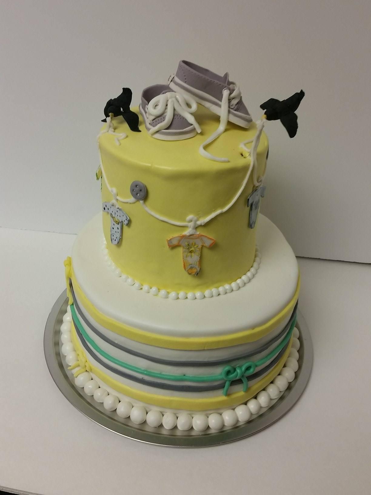 Birds Cake Decorating Photos