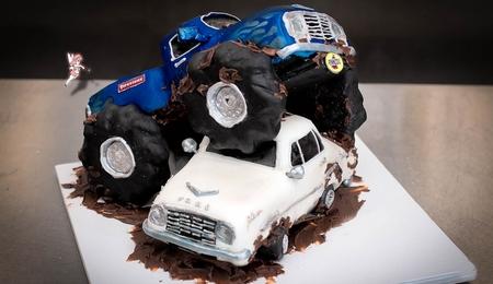 gravedigger monster truck cakecentral.com