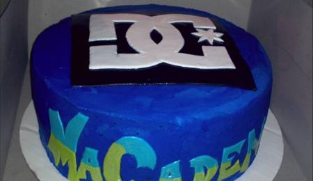 Dc By Kita04 DC BIRTHDAY CAKE