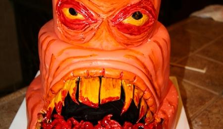 Moshi Monster Cake Decorations