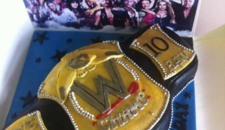 Wwe Wrestling Ring Cakecentral Com