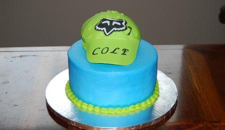 Wilton Baseball Hat Cake Pan