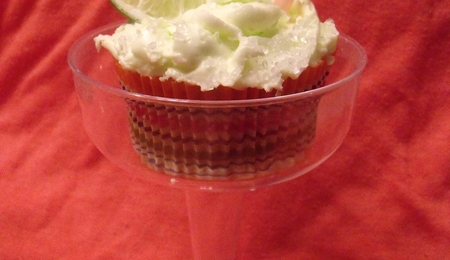 Margarita Cupcake Recipe White Cake Mix
