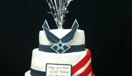 Wedding cake asian style 795