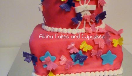 Pinkie Pie Cake Decorating Photos