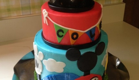 Cake Designe Mickey