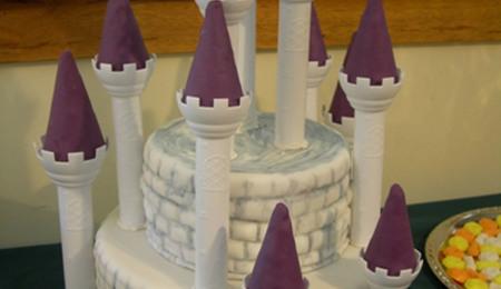 Stargate Cake Tutorial